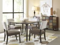 Mackenzie Square Dining Table & Chairs Image 13