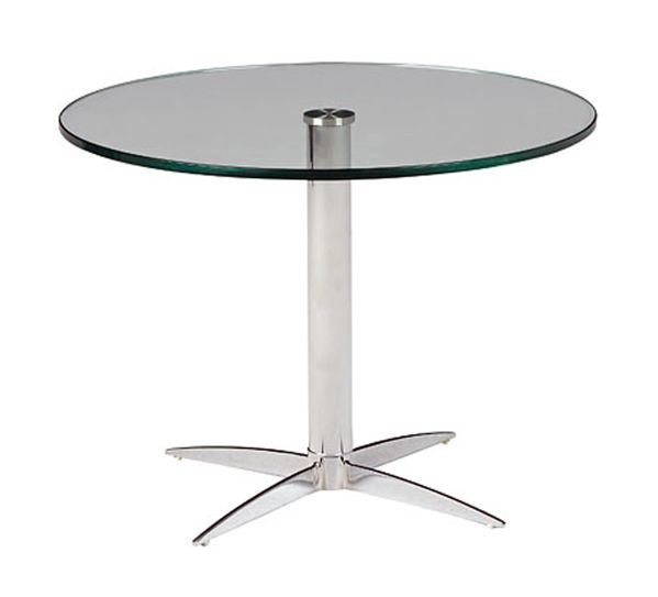 Havana Glass End Table 1