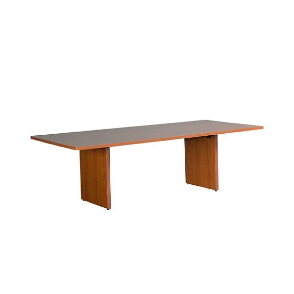 HON Natural Cherry 10600 Series 8' Conference Table 1