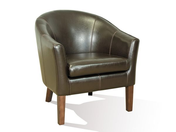 Barrel Accent Chair